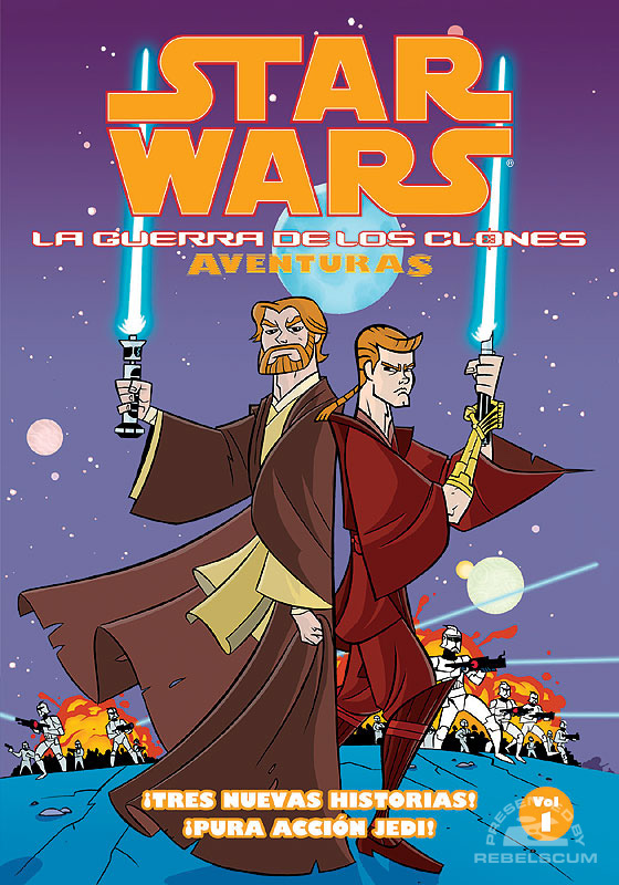 Clone Wars Adventures #1 (Spanish Edition)