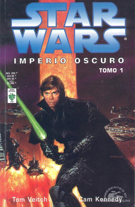 Dark Empire #1 (Spanish Edition)