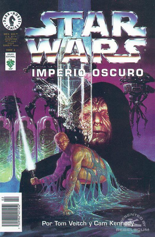 Dark Empire #2 (Spanish Edition)
