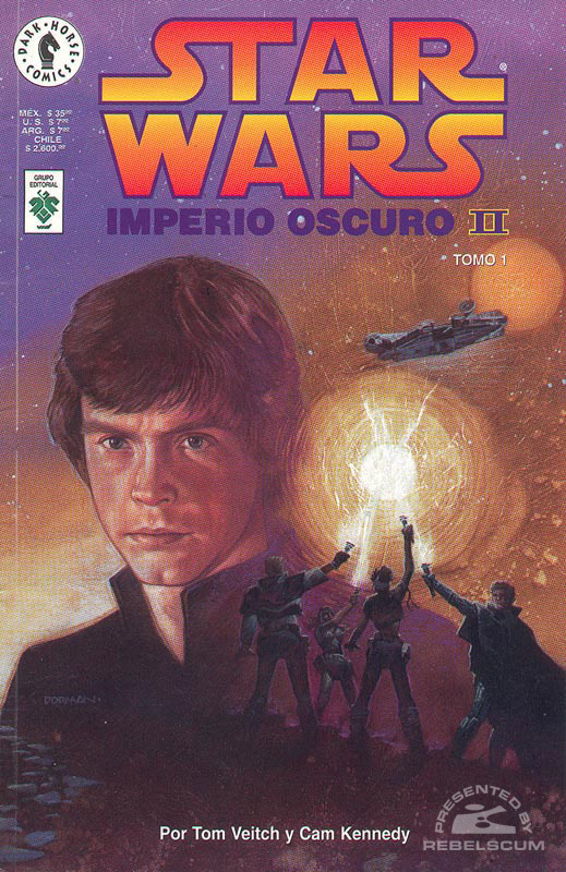 Dark Empire II #1 (Spanish Edition)