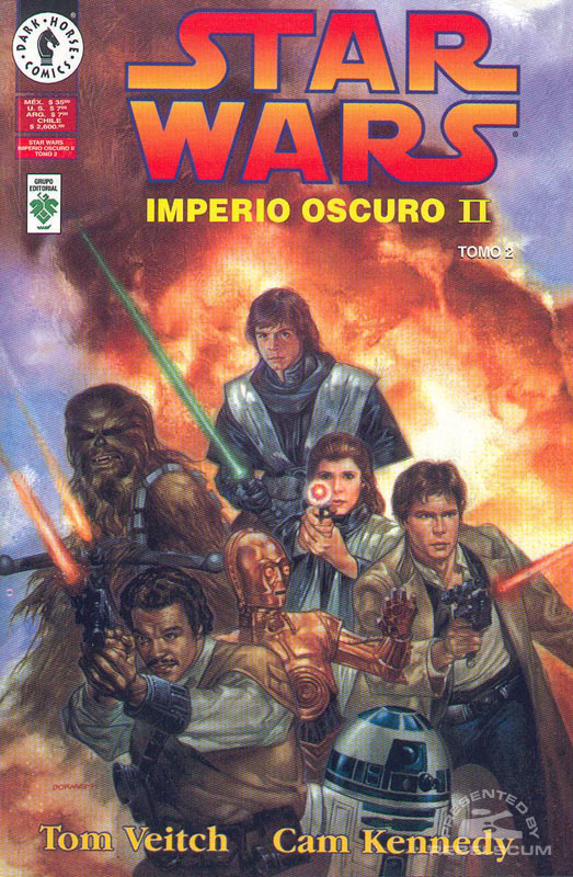 Dark Empire II #2 (Spanish Edition)