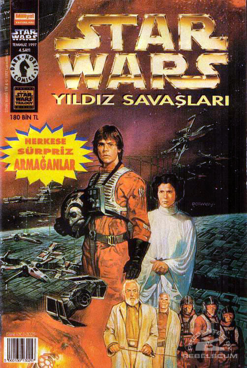 A New Hope (Turkish Version)