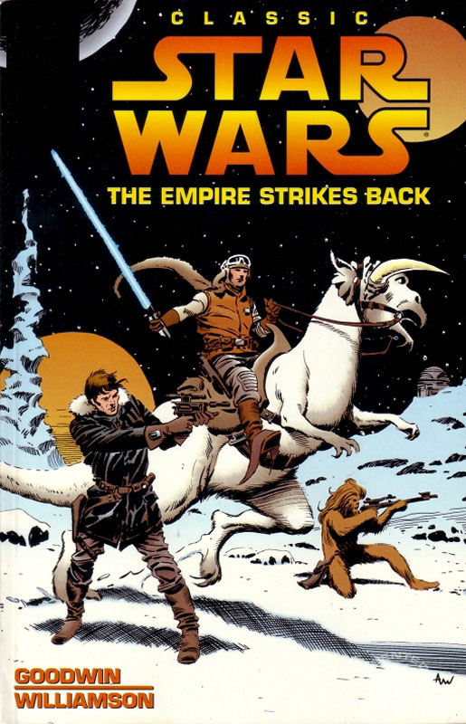 Classic Star Wars: The Empire Strikes Back (UK Version)