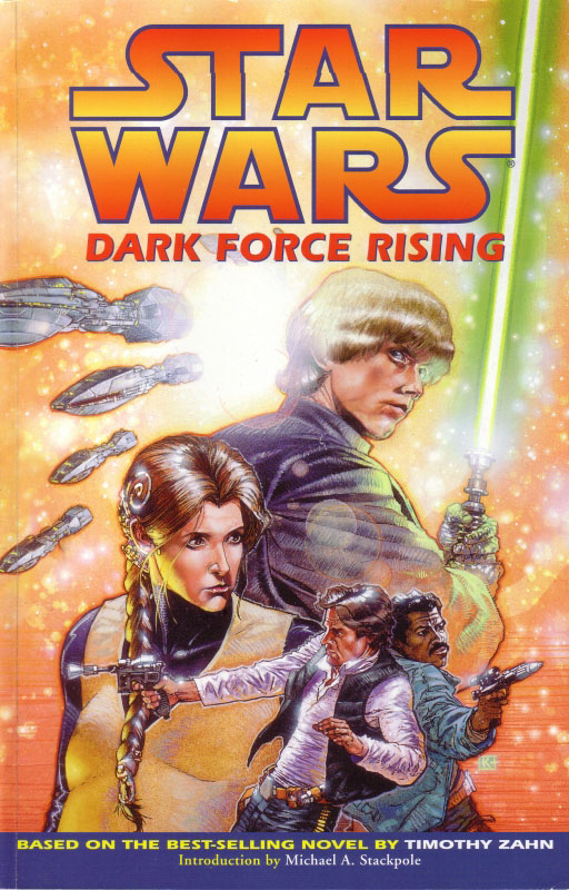 Dark Force Rising (UK Edition)