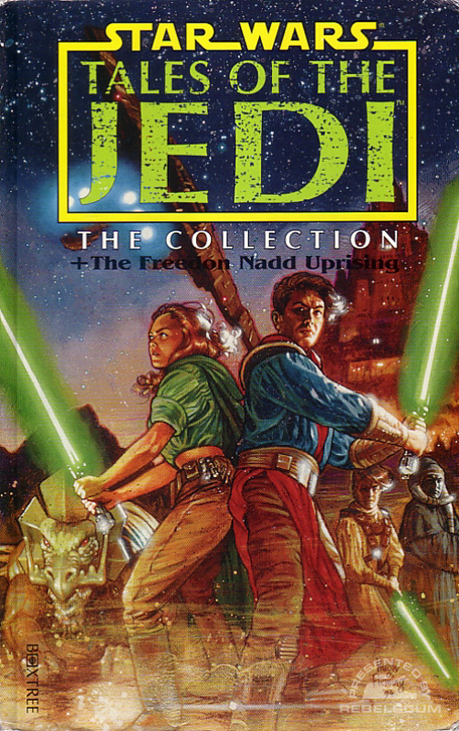 Star Wars: Tales of the Jedi Trade Paperback (collects Knights of the Old Republic and Freedon Nadd Uprising)