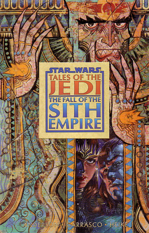 Tales of the Jedi - Fall of the Sith (UK Edition)