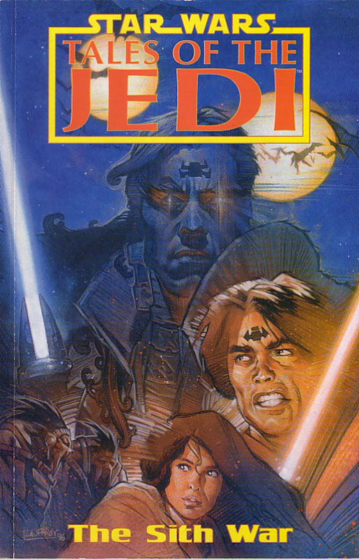 Tales of the Jedi - The SIth War (UK Edition)