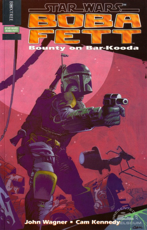 Boba Fett - Bounty on Bar-Kooda (UK Edition)