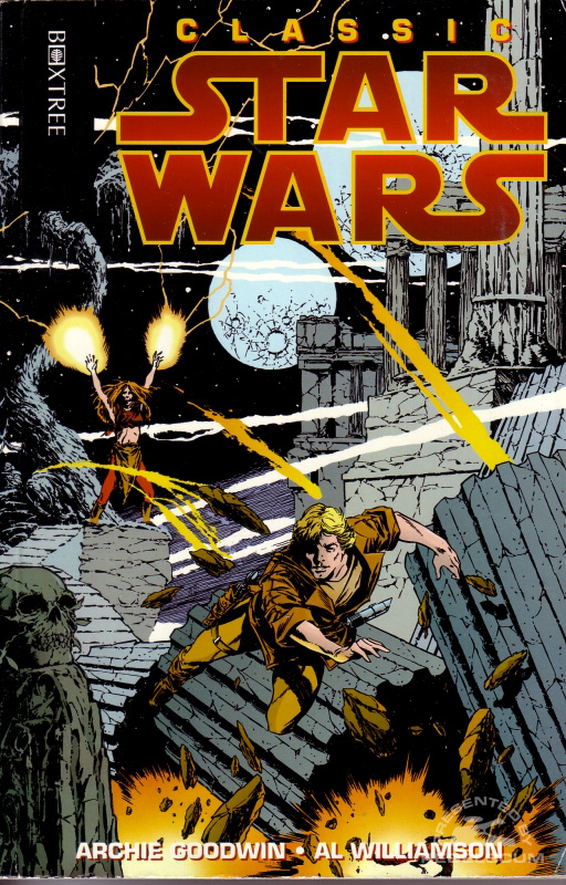 Classic Star Wars Volume #3 (UK Version)
