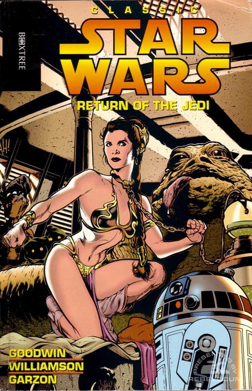 Classic Star Wars: Return of the Jedi (UK Version)