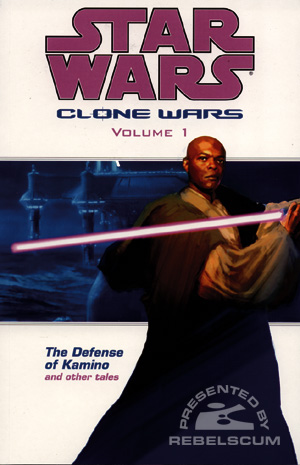Clone Wars Trade Paperback 1 (UK Edition)
