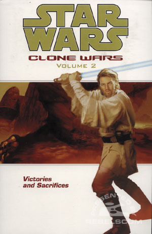 Clone Wars Trade Paperback 2 (UK Edition)