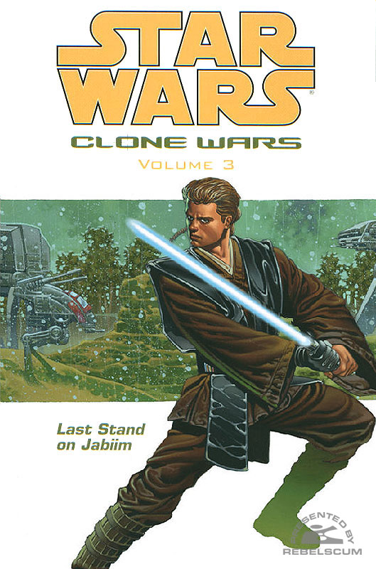 Clone Wars Trade Paperback 3 (UK Edition)