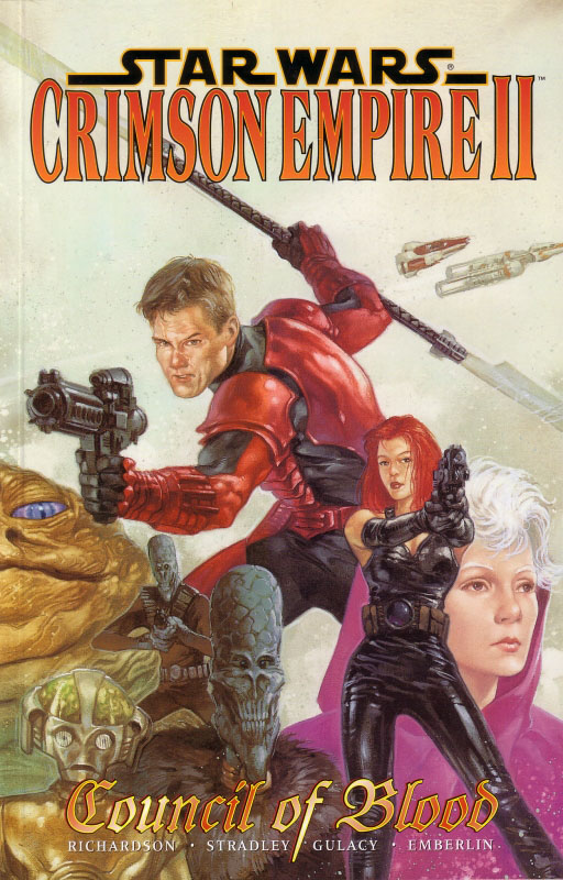 Crimson Empire II (UK Edition)
