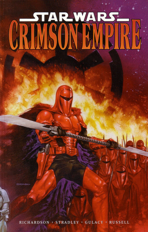 Crimson Empire (UK Edition)