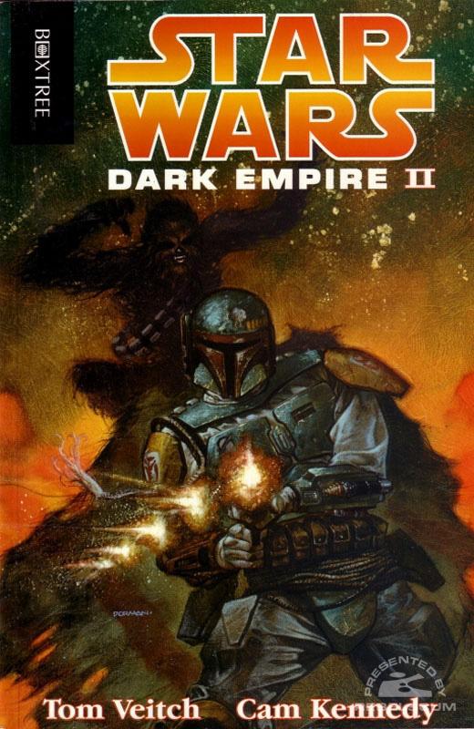 Dark Empire II Trade Paperback (UK Edition)