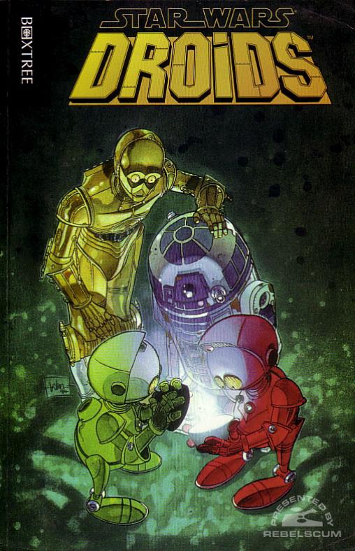 Droids (UK Edition)