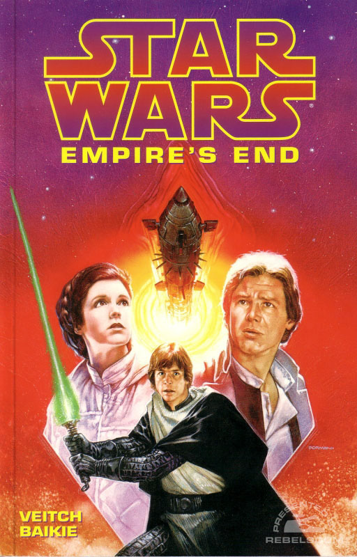 Empire's End Trade Paperback (UK Edition)