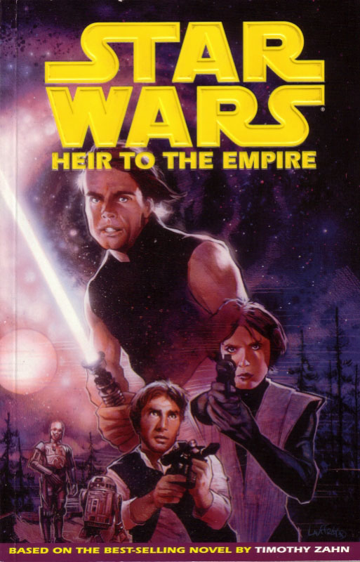 Heir to the Empire (UK Edition)