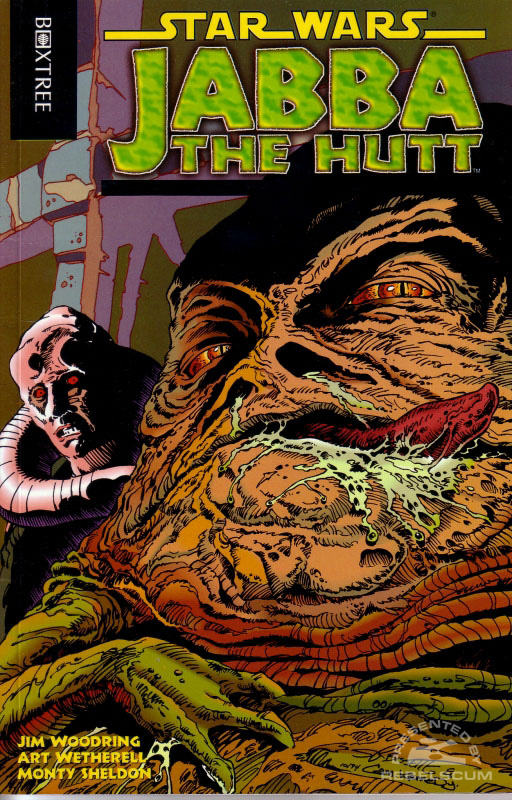 Jabba the Hutt - The Art of the Deal Trade Paperback (UK Edition)