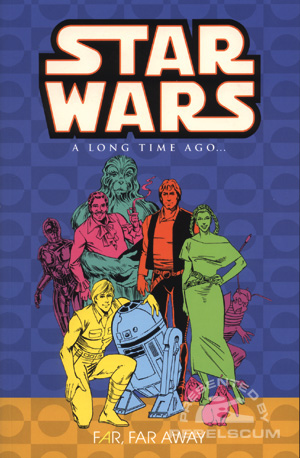 A Long Time Ago... Volume 7 - Far Far Away (UK Edition)