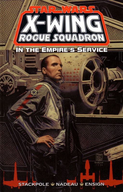 X-Wing Rogue Squadron - In the Empire's Service (UK Edition)