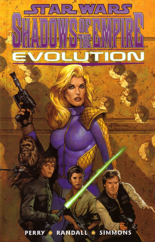 Shadows of the Empire - Evolution (UK Edition)
