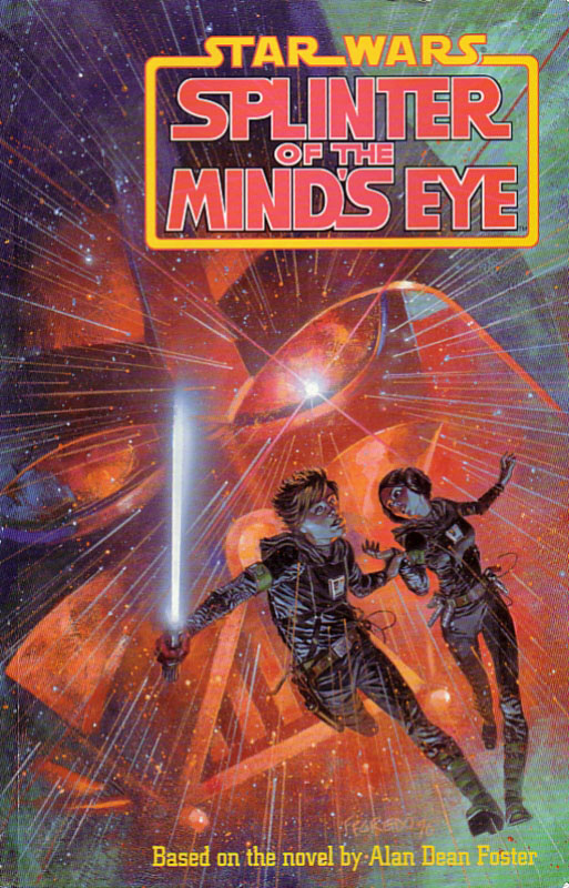 Splinter of the Mind's Eye (UK Edition)