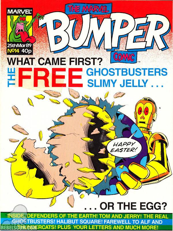 Marvel Bumper Comics #14 (Droids reprints)