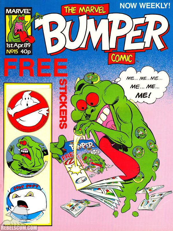 Marvel Bumper Comic #15