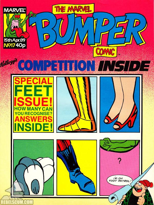 Marvel Bumper Comic #17