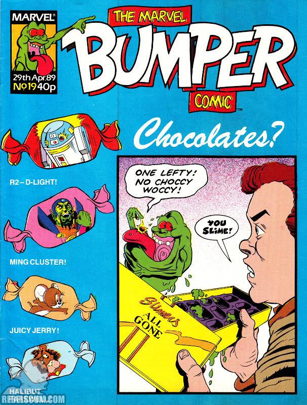 Marvel Bumper Comic #19