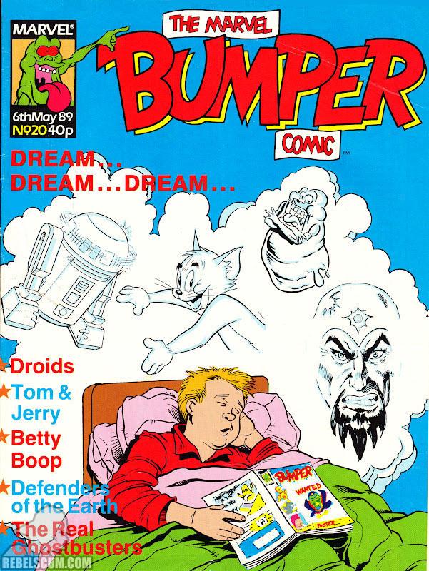 Marvel Bumper Comic #20