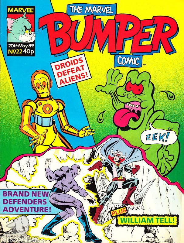 Marvel Bumper Comic #22