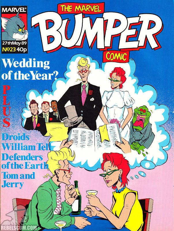 Marvel Bumper Comic #23