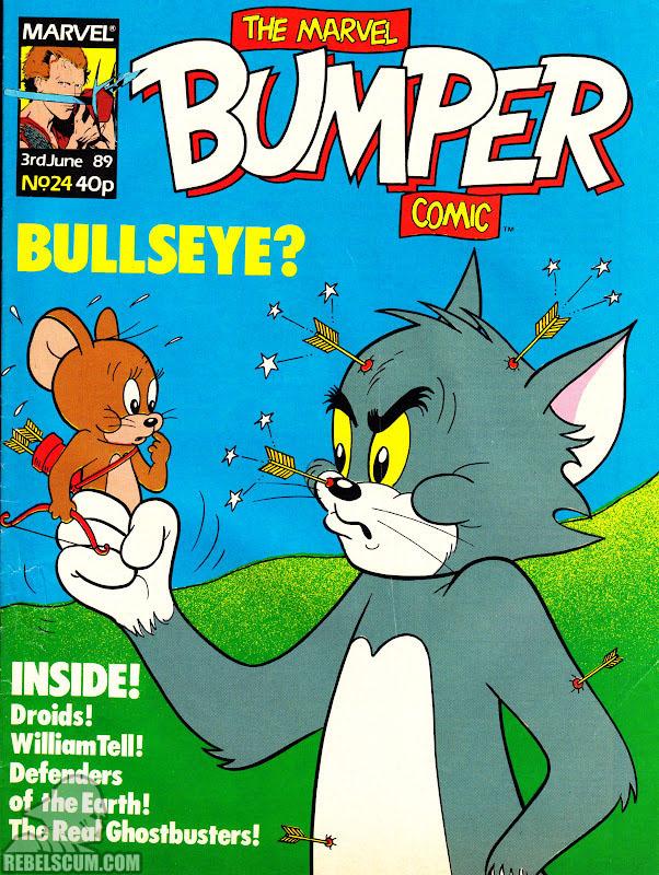 Marvel Bumper Comic #24