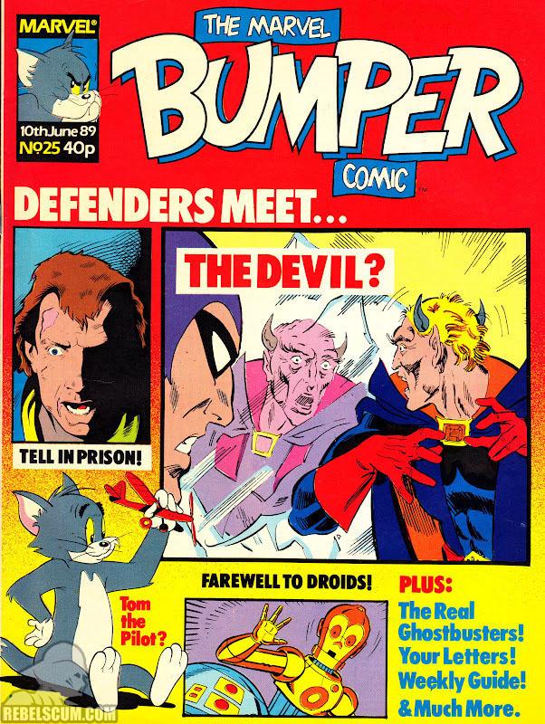 Marvel Bumper Comic #25