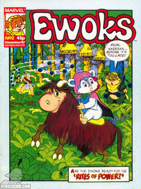 Ewoks Monthly #2