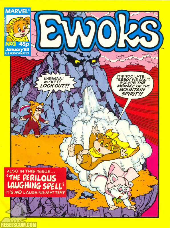 Ewoks Monthly #3