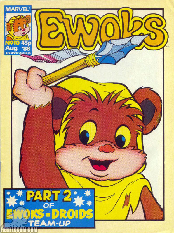 Ewoks Monthly #10
