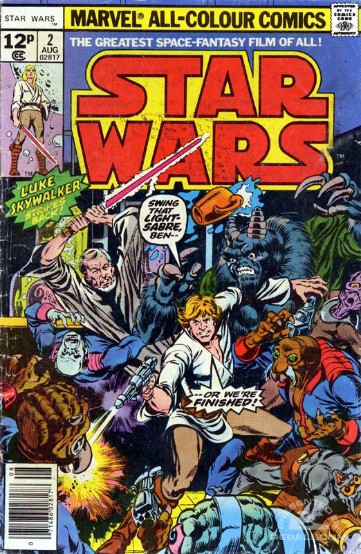 Star Wars (Marvel) 2 (UK Edition)