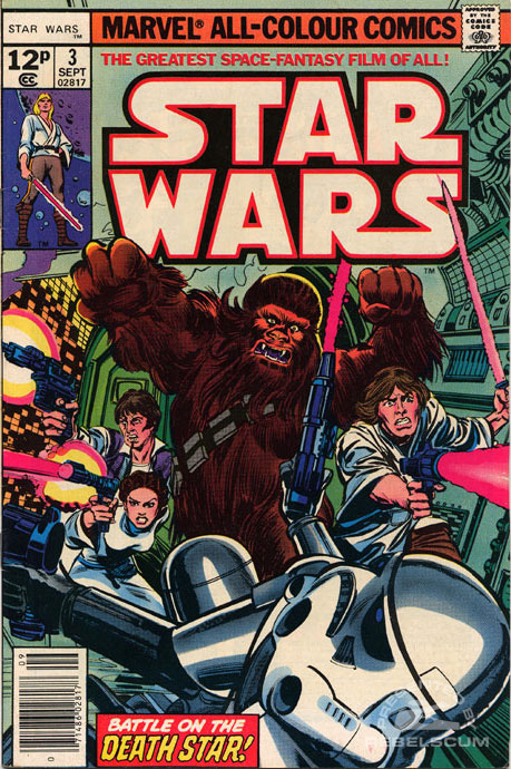 Star Wars (Marvel) 3 (UK Edition)