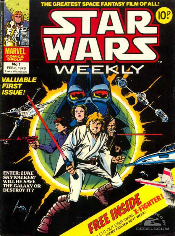 Star Wars Weekly #1