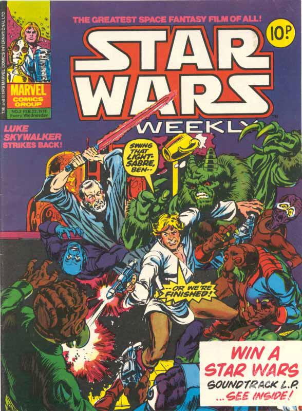 Star Wars Weekly #3