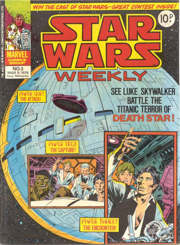 Star Wars Weekly #5
