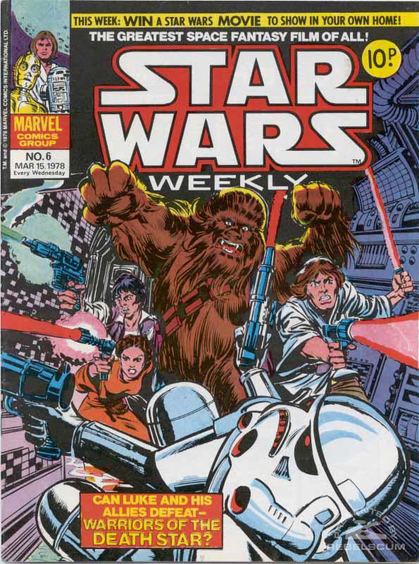 Star Wars Weekly #6