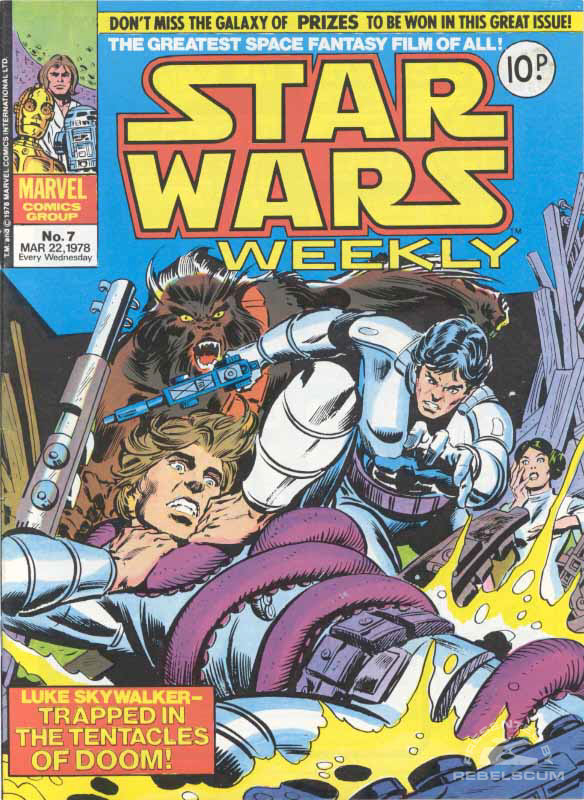 Star Wars Weekly #7