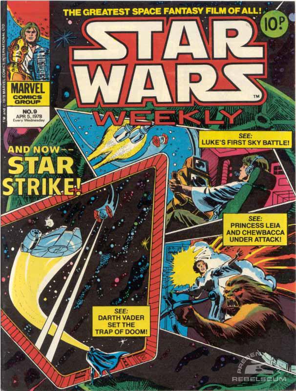 Star Wars Weekly #9