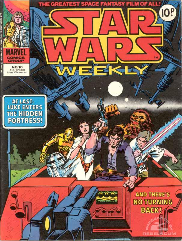 Star Wars Weekly #10
