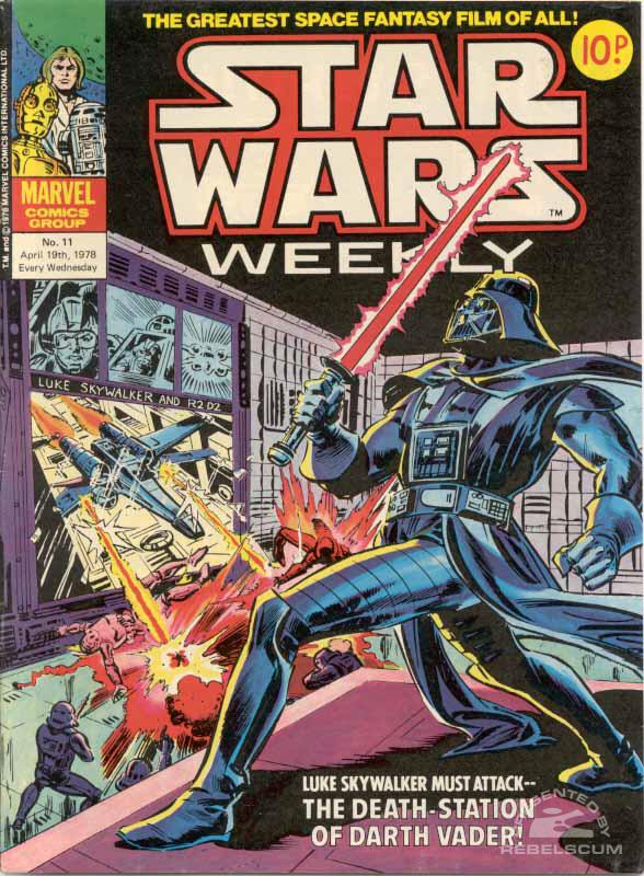 Star Wars Weekly #11